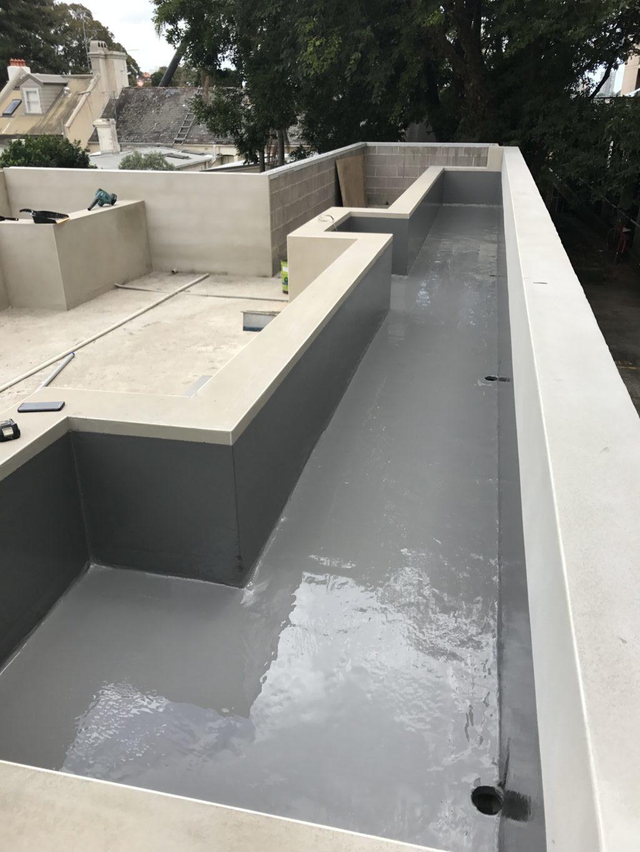 membrane waterproofing